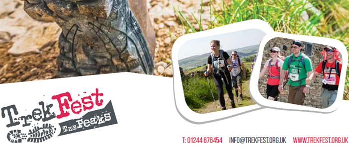 Trekfest: Peak District @ Peak District, North England